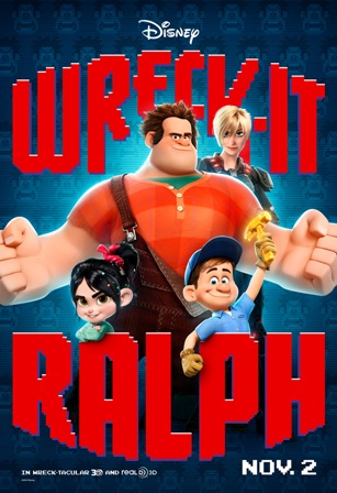 Wreck-It Ralph T-Shirt Giveaway – Over