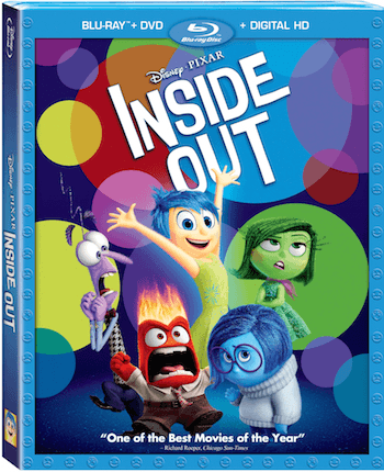 Inside Out Digital Code Giveaway