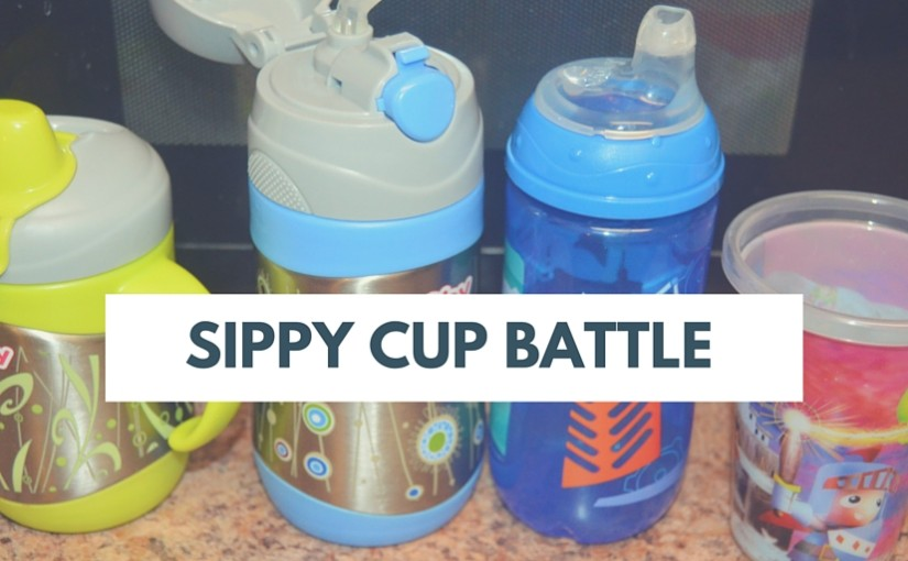 The Battle of the Sippy Cups #NubyParent #Review