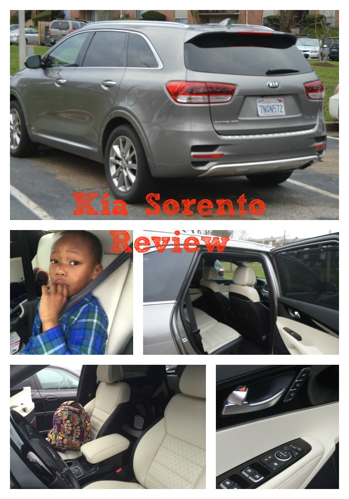 Our Holidays with the Kia Sorento #DriveKia #DriveShop