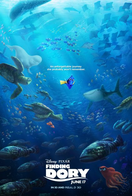 finding dory official poster