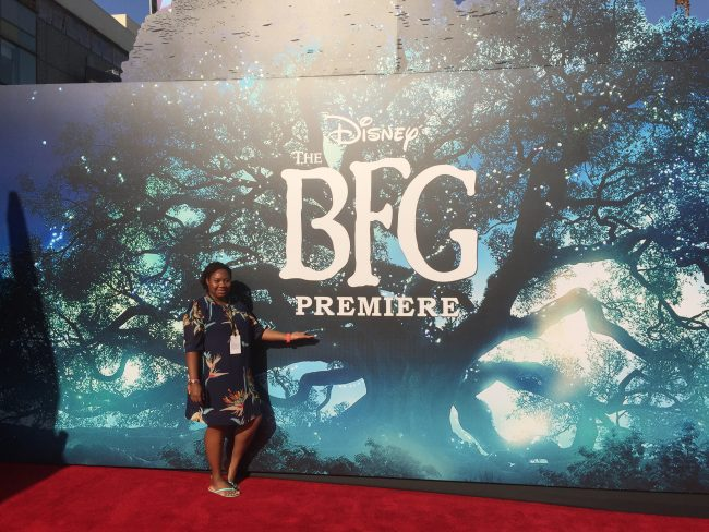 The BFG Red Carpet Premiere (3)