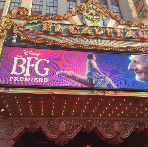 The BFG Red Carpet Premiere (4)